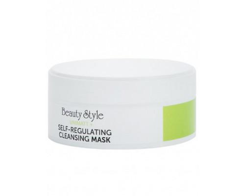 """Себорегулирующая очищающая маска для жирной и смешанной кожи """"UNIMATT +"""" 50 мл Beauty Style"""