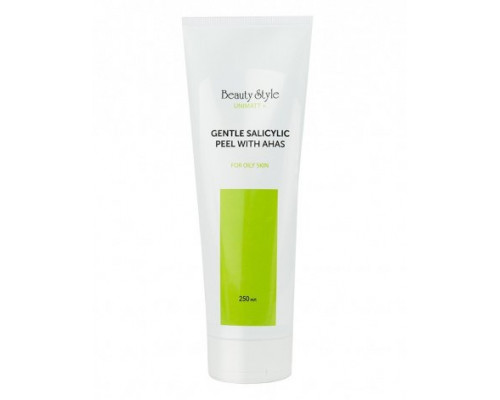"""Салициловый пилинг-скатка с AHA кислотами для жирной кожи """"UNIMATT +"""" 250 мл, Beauty Style"""